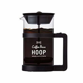 【RIVERS社製】COFFEE PRESS HOOP(ブラック)