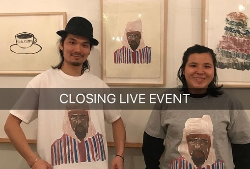 【ERI ITO EXHIBITION CLOSING LIVE♪】