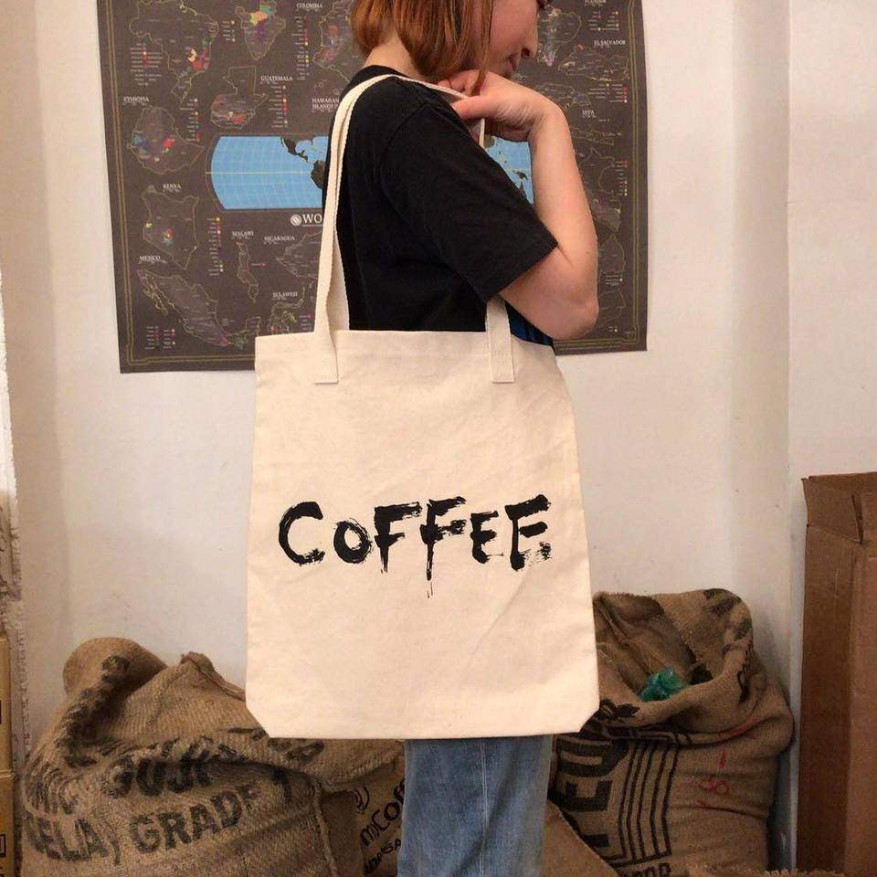OFFEE DAILY TOTE BAG